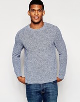 United Colors Of Benetton Knitted Crew Neck Jumper