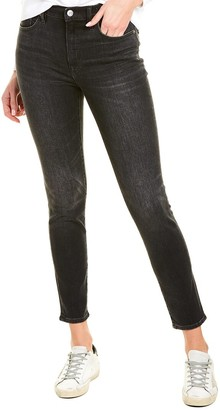 J.Crew Lookout Charcoal Wash High-Rise Skinny Leg Jean