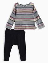 Splendid Baby Boy Wide Stripe Pant Set