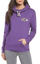 Junk Food Clothing Women's Nfl Baltimore Ravens Sunday Hoodie