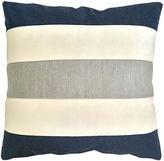 Kim Salmela Darcy Outdoor Pillow, Navy