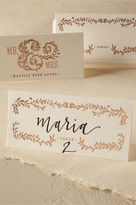 BHLDN Mod Copper Place Cards (8)