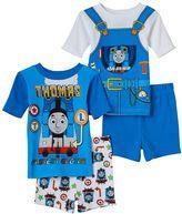 Toddler Boy Thomas the Tank Engine 4-pc. Pajama Set