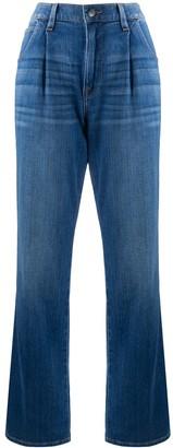 Frame Barker boyfriend jeans