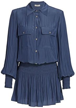 Ramy Brook Harper Shirt Dress