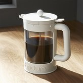 Crate & Barrel Bodum ® 12-Cup White Iced Coffee Maker