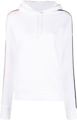 Rossignol Striped-Side Hooded Sweatshirt