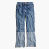Madewell B SidesTM Reworked Vintage Jeans: Two-Tone Edition