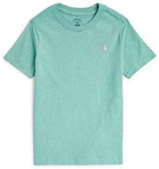 Ralph Lauren Kids Cotton Logo T-Shirt (5-7 Years)