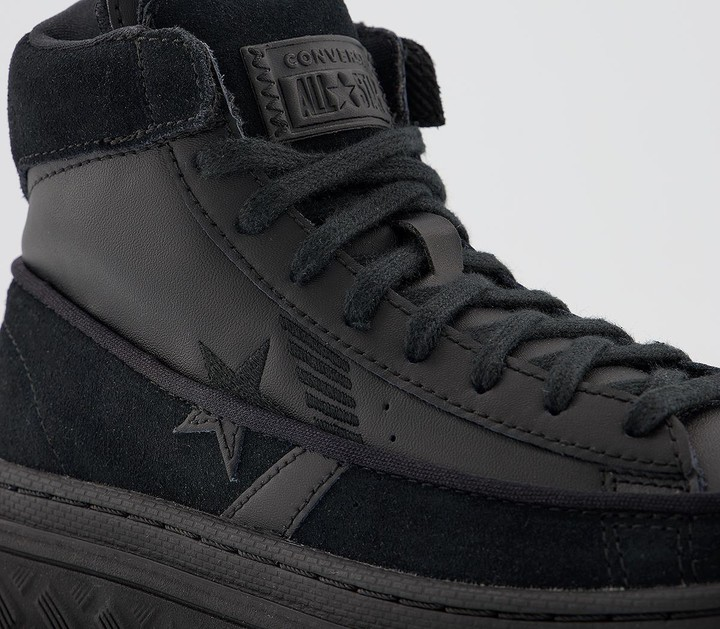 Thumbnail for your product : Converse Pro Leather X2 Trainers Black