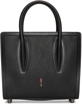 Christian Louboutin Black Small Paloma Sole Bag