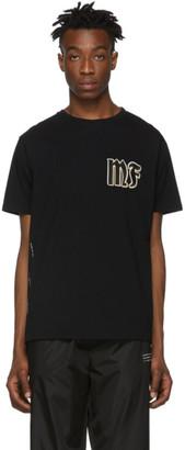 MONCLER GENIUS 7 Moncler Fragment Hiroshi Fujiwara Black Tour T-Shirt