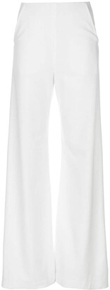 Paula Knorr Flared Style Trousers