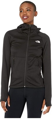 The North Face Canyonlands Hoodie (TNF Black) Women's Coat