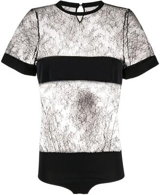 Chantal Thomass T-shirt bodysuit