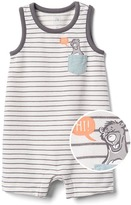 Gap babyGap | Disney Baby Jungle Book pocket tank shorty one-piece