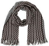 Missoni Patterned Knit Scarf w/ Tags