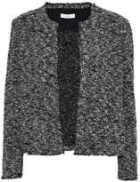 IRO Frayed Bouclé-Tweed Jacket