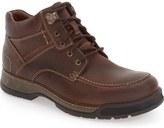 Johnston & Murphy Waterproof Moc Toe Boot (Men)