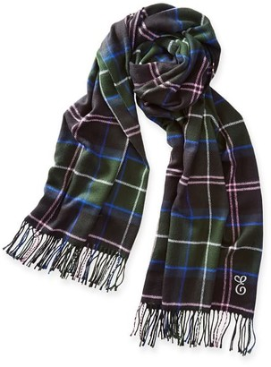 Mark And Graham Plaid Blanket Scarf