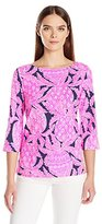 Lilly Pulitzer Women's 24285 : Waverly Top