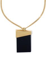 Vince Camuto Stone Pendant Necklace