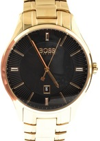 HUGO BOSS 1513521 Governor Watch Gold