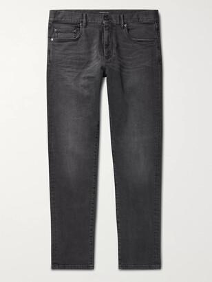 Ermenegildo Zegna Slim-Fit Stretch-Denim Jeans