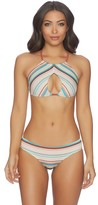 Reef Festival Tribe High Neck Bikini Top