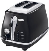 De'Longhi Delonghi Icona 2-Slice Toaster - Black