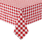 Caf Check Tablecloth