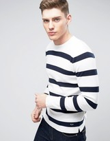 ONLY & SONS Knitted Sweater with Stripe