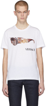 Versace White Biggie T-Shirt