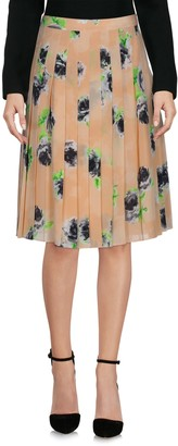 Moschino Cheap & Chic MOSCHINO CHEAP AND CHIC Knee length skirts - Item 35341102JE