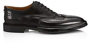 Burberry Men's Lennard TB Leather Oxford Brogues