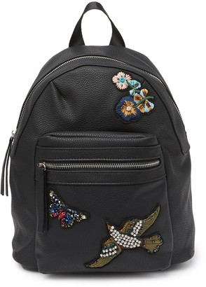 Truly Me Patchwork Mini Backpack