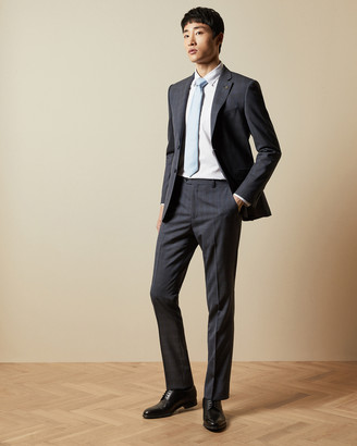 Ted Baker RIVDEBT Debonair skinny wool trousers