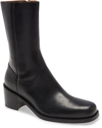 Dries Van Noten Zip Boot