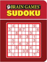 Publications International Brain Games® Sudoku Paperback