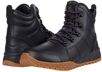 Columbia Fairbankstm Rover (Black/Cyber Purple) Men's Shoes