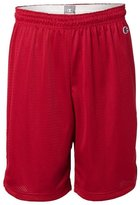 Champion Men`s Polyester Mesh Short, 8731, L