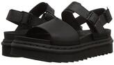 Dr. Martens Voss (Black Hydro Leather) Women's Sandals