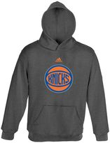 adidas Boys 4-7 New York Knicks Fleece Hoodie