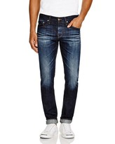 AG Jeans Dylan Stretch Selvedge Super Slim Fit Jeans in 5 Year Isle