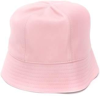Loewe logo patch bucket hat