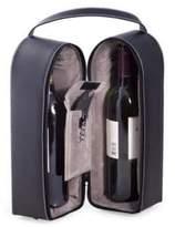 Bey-Berk Leather Wine Caddy