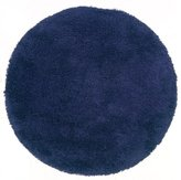 Momeni Rugs CSHAGCS-10NVY800R Comfort Shag Collection, Hand Tufted High Pile Shag Area Rug