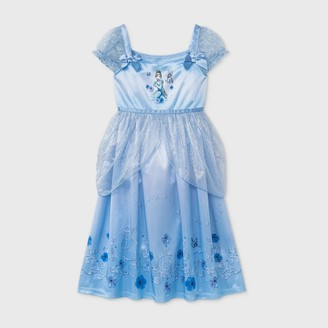 Disney Toddler Girls' Cinderella Fantasy Nightgown -