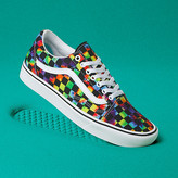 Vans Tie-Dye Checker ComfyCush Old Skool