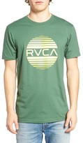 RVCA Men's Sanborn Gradient Graphic T-Shirt